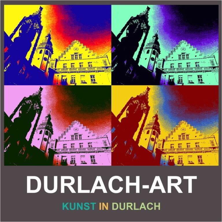 Flyer der Durlach-Art